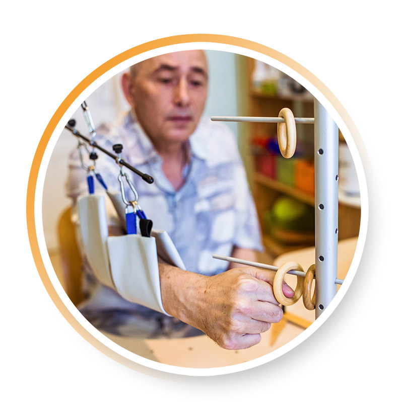 Zentrum für Ergotheraphie Jana Oschmann in Köthen, Sachsen - Anhalt - Neurologie (Behandlung bei Erkrankung des Nervensystems)
