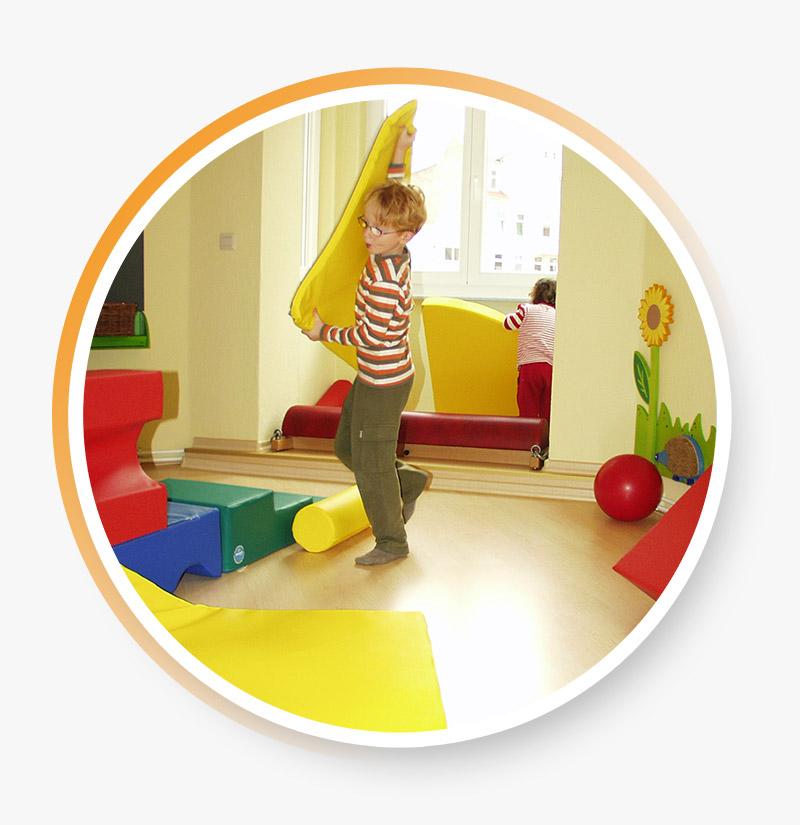 Zentrum für Ergotheraphie Jana Oschmann in Köthen, Sachsen - Anhalt - Pädiatrie (Kinderbehandlung)